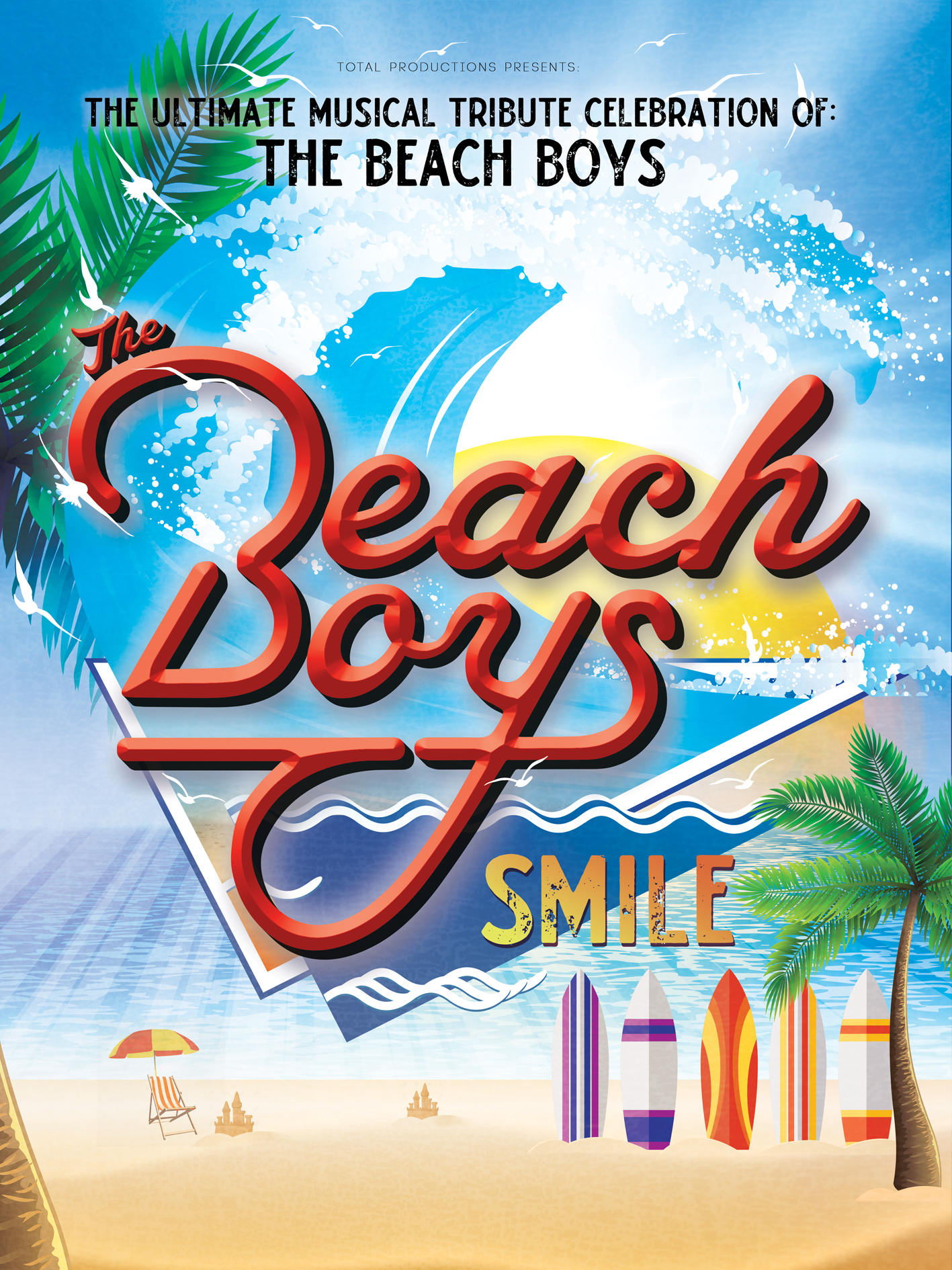 the beach boys smile PORTRAIT