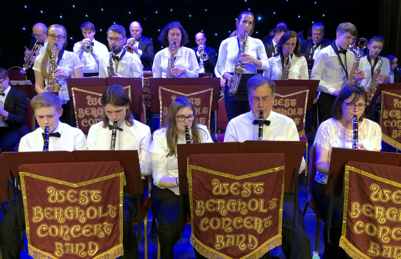 West Bergholt Band