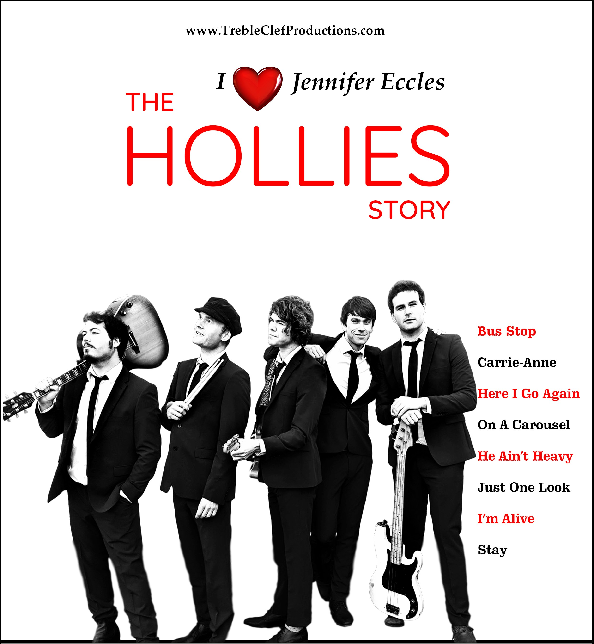Hollies Red 2