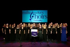 colchester military wives