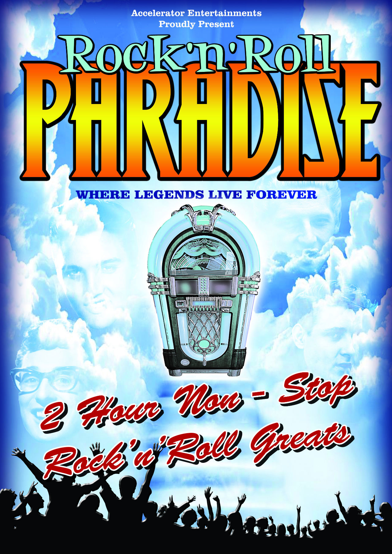 Paradise 2020 poster