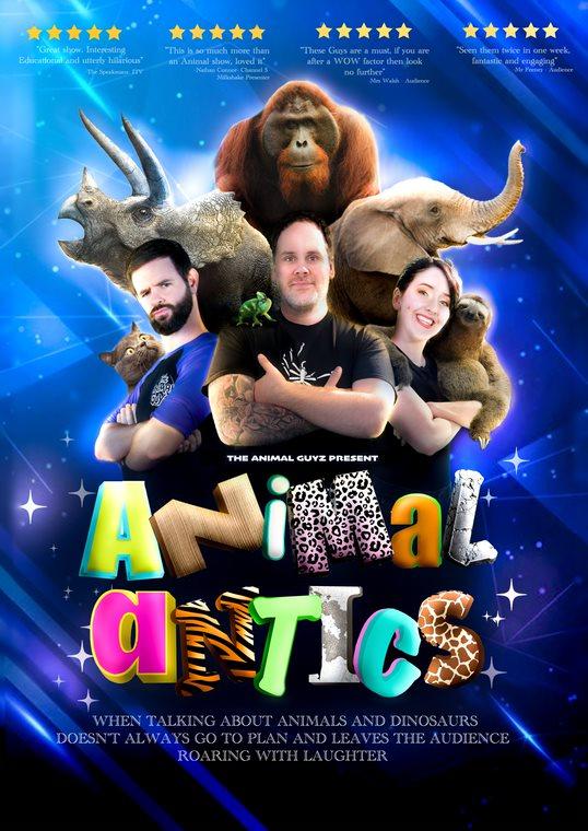 Animal Antics 05